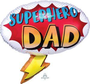 SuperShape Superhero Dad