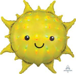 SuperShape Iridescent Sun