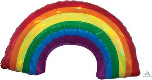 SuperShape Iridescent Rainbow