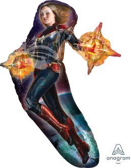 SuperShape Captain Marvel