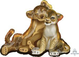 SuperShape Lion King