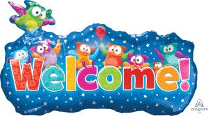 Supershape Trend Welcome Banner