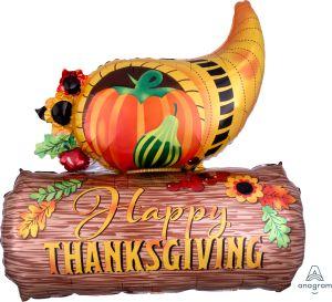 SuperShape Thanksgiving Cornucopia