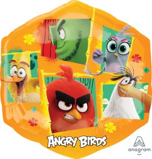 SuperShape Angry Birds 2