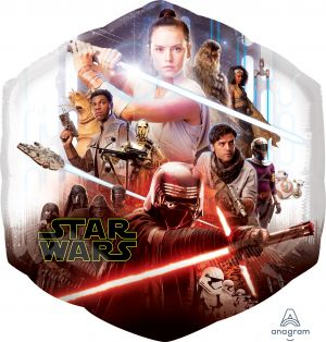 Supershape Star Wars The Rise of Skywalker
