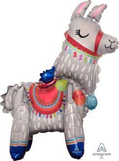 CI: Figurine Standing Llama