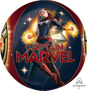 Orbz Captain Marvel