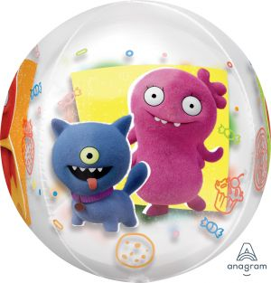 Orbz Clear Ugly Dolls