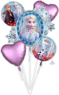 Bouquet Frozen 2