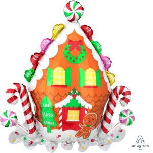 SuperShape Gingerbread House