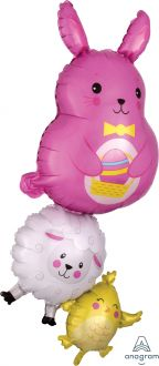 SuperShape Bunny and Friends Stacker