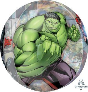 Orbz Clear Avengers Marvel Powers Unite