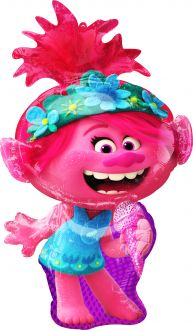 SuperShape Trolls World Tour Poppy