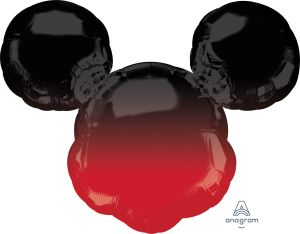 SuperShape Mickey Mouse Forever Ombre