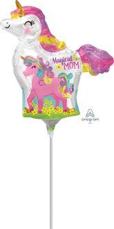 MiniShape Mama and Baby Unicorn