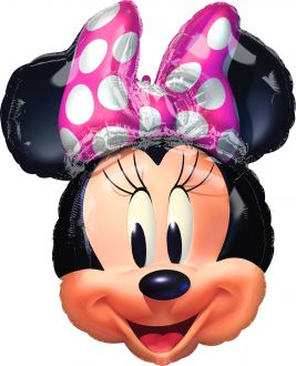 Supershape Minnie Mouse Forever
