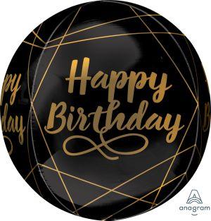 Orbz Elegant Birthday