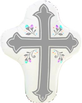 SuperShape Holy Day Cross