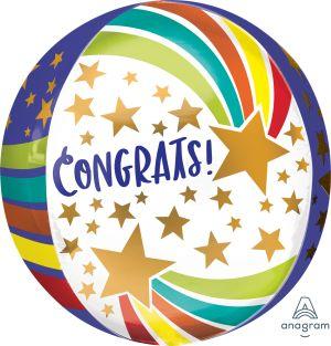Orbz Congrats Stars