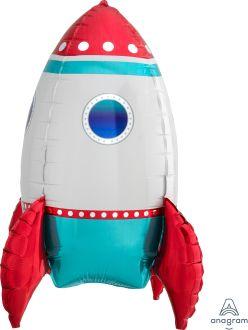 CI: Figurine Rocket Ship