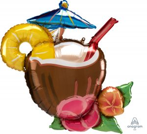 SuperShape Coconut Piña Colada