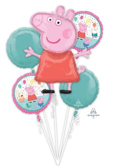 Bouquet Peppa Pig and Friends