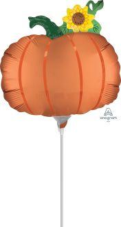 MiniShape Satin Pumpkin