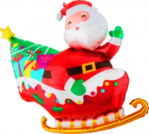 SuperShape Santas Sleigh