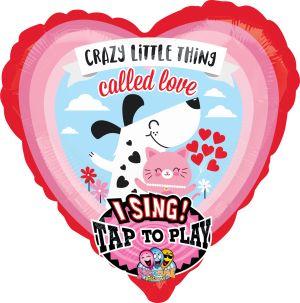 Sing-A-Tune Jumbo Crazy Love