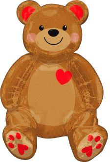 CI: Figurine Sitting Teddy