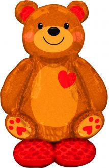 CI: AirLoonz Big Cuddly Teddy