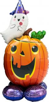 AirLoonz Pumpkin and Ghost