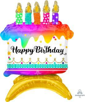 CI: Figurine Birthday Cake