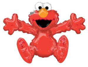 CI: Figurine Sesame Street Elmo