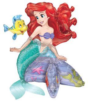 CI: Figurine Ariel The Little Mermaid