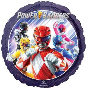 Standard Power Rangers
