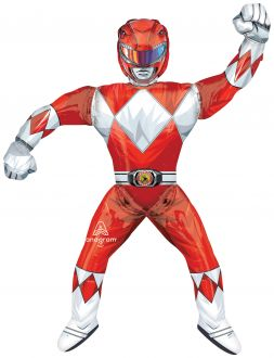 Airwalker Power Ranger Red Ranger