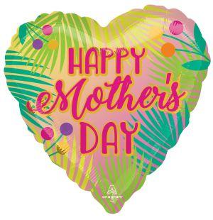 Jumbo Happy Mothers Day Tropical
