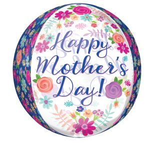 Orbz Multi-Film Happy Mothers Day Beautiful Floral