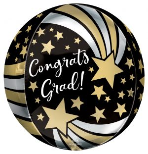 Orbz Congrats Grad Shooting Stars