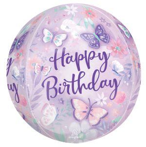Orbz Flutters Happy Birthday