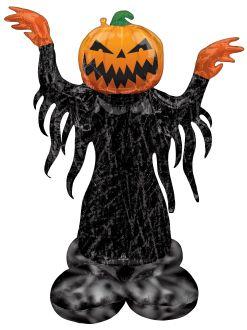 AirLoonz Pumpkin Head Ghost