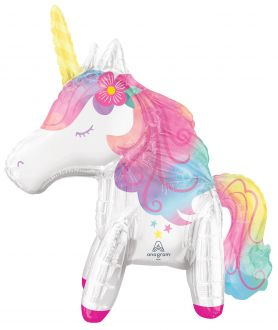 CI: Figurine Enchanted Unicorn