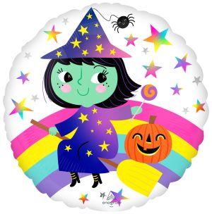 Standard Rainbow Witch