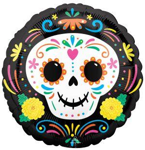 Standard Day of the Dead Skull