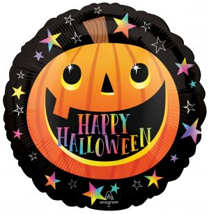 Standard Smiley Halloween Pumpkin