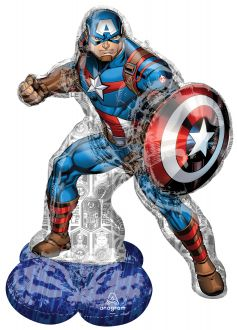 AirLoonz Marvel Avengers Captain America