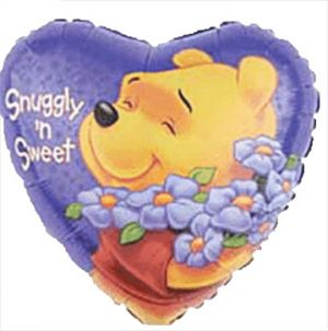 SuperShape Pooh Snuggly & Sweet