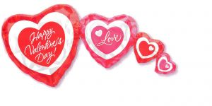 SuperShape Happy Valentine's Day Modern Heart Connext