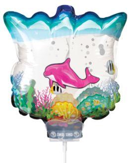 CI: Inflate-A-Fun Dolphin Aquarium